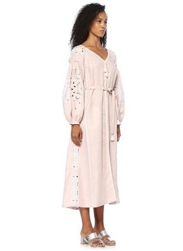 Sleeping Gypsy Elbise Pembe